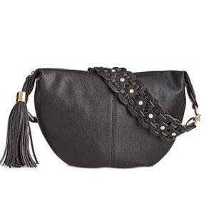 Nine West Anwen Hobo Faux Leather Crossbody Bag